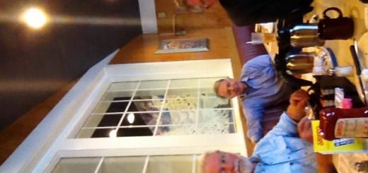 City Councilman Finbarr Saunders, Democrat SEC member Bill Owen (his opponent was a no show) and Mackay
