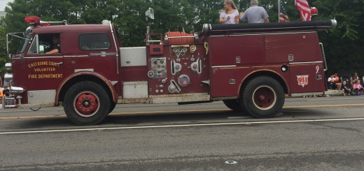 East Roane County Fire Department, very appropriate since I discovered that Archibald Roane is buried in Concord. Only about 1/2 mile away.