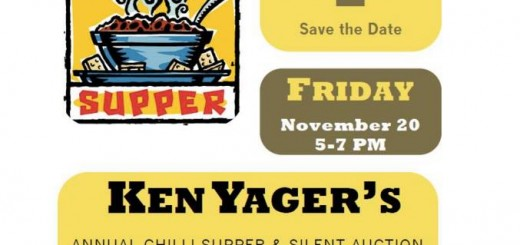Yagers Annual Chili Supper