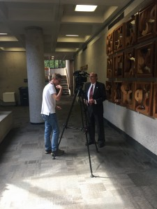 Knox County Trustee Ed Shouse interviews with local8news aka WVLT