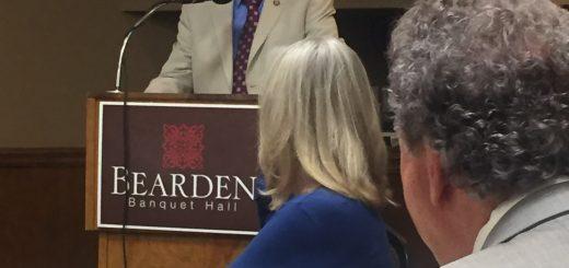 Congressman Duncan speaking