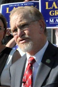 Chattanooga Mayoral Candidate Larry Grohn