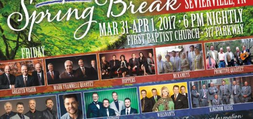 NQC Spring Break Sevierville, TN