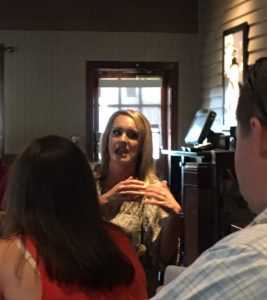 Scottie Nell Hughes at Knox County Young Republicans