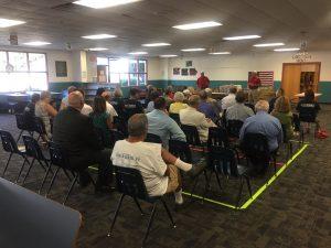 Halls Republican Club Meeting 7/17/2017