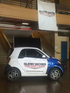 """The Jacobs """"lean machine"""" was inside the Jacobs Building"""