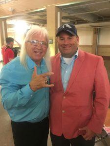 Ricky Morton and I