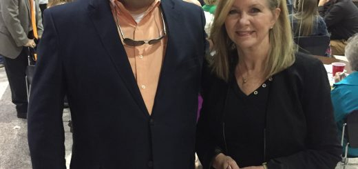 Congressman Marsha Blackburn and United States Senate Candidate in 2018 and I