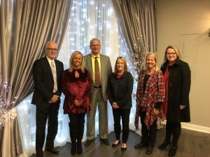 Knox County Property Assessor John Whitehead and several employees of the Assessor office