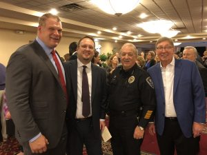 Jacobs, Biggs, McGinnis and KCSO Chief Eddie Biggs
