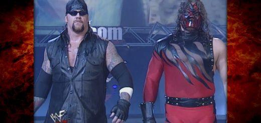 Undertaker and Kane aka Glenn Jacobs