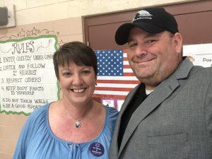 Democrat Candidate for Knox County Circuit Court Clerk Sheri Ridgeway