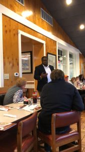 DeMetrus Jaggers a candidate for Knox County School Board First District
