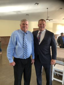 Knox County Juvenile Court Judge Tim Irwin and Jacobs