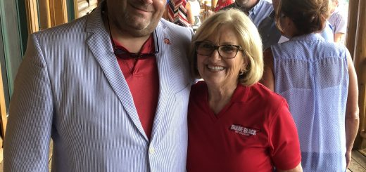 Brian Hornback and Diane Black