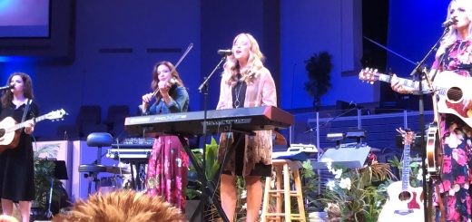 High Road Music at Wallace Memorial Baptist Church as Part of Beyond Amazing Tour 7/20/2018