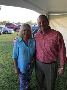 TN Republican State Executive Committeewoman Jane Chedester and Golden