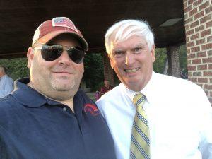Congressman Duncan and I