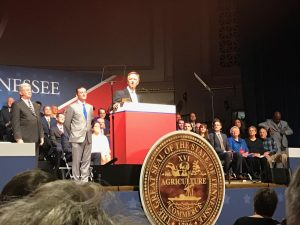 Bill Haslam has his last word as Governor
