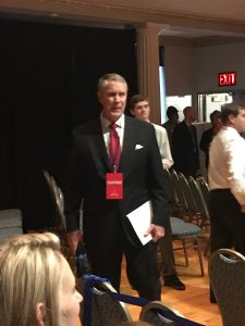 Former United States Majority Leader Dr. Bill Frist