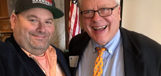 Knoxville Municipal Judge John R. Rosson, Jr and Me