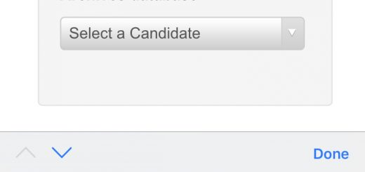 Screenshot March 4, 2019 5:09 pm of Financial Disclosures at the Knox County Election Commission online data base. Voigt is NOT there.