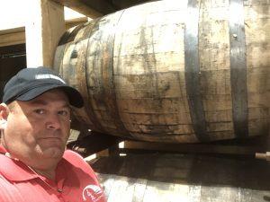 the aging barrels