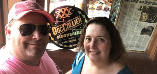 at Doc Collier Moonshine
