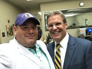 Myself and TN Governor Bill Lee