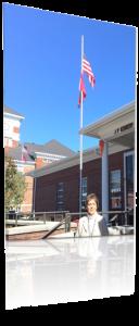 Monroe County Finance Director Libby Hicks. Taken from Monroe County Finance Department website
