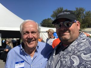 One of my best former State Reps of TN District 14 H.E. Bittle. He was getting on me for not shaving, yeah ok
