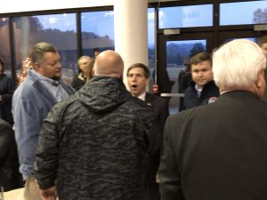 Congressman Chuck Fleischmann is a regular attendee.