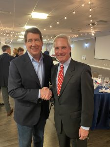 Ambassador Hagerty and TN Strategies Mike Ragsdale.