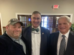 myself, Loudon County Property Assessor Mike Campbell, Knox County Property Assessor John Whitehead