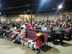 Church Service at Overcoming Believers Church