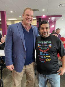 Mayor Jacobs and Yassin