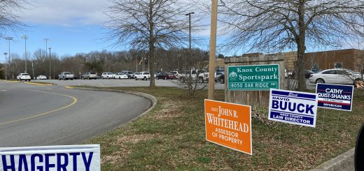 Knox County Early Voting Center in Karns