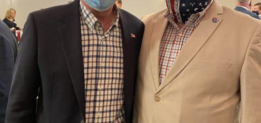 Senator-Elect Bill Hagerty and I