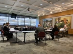 "Merit System, Knox Sheriffs Office ""kumbaya"" Meeting on 12/1/2020"