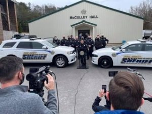 Knox Sheriffs Facebook Page 1/8/2021