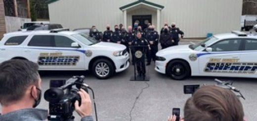 Knox Sheriffs Facebook Page 1/8/2021