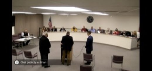 Loudon County Commission meeting 2/1/2021 (file photo)