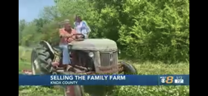 screenshot of WVLT story aired on 6/3/2021