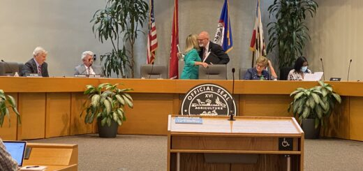 Beeler taking over as Chair from Knox County Clerk Sherry Witt who has to preside over the annual task of electing the Chair
